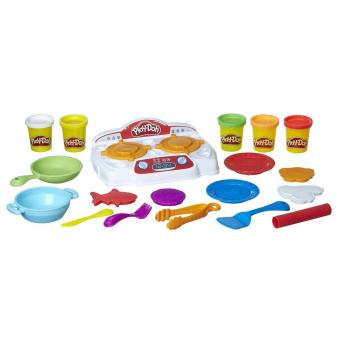 Harga Play-Doh Kitchen Creations Sizzlin' Stovetop