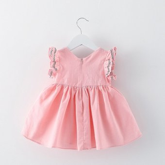 Baby Girl Summer Fashion Dress (EXPORT) - Intl - 2