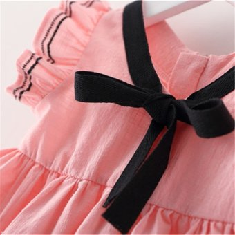 Baby Girl Summer Fashion Dress (EXPORT) - Intl - 4