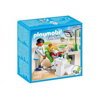 Harga Playmobil 6662 Dentist with Patient