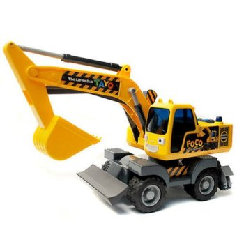 Harga The Little Bus Tayo Heavy Equipment Freind FOCO Friction Power