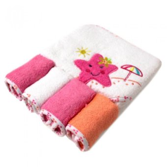 Harga Owen 5 Piece Starter Set - Pink Starfish