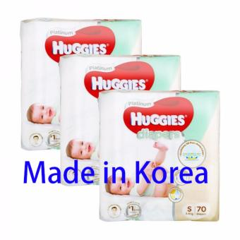 Harga CARTON SALES JUMBO PACK HUG PLATINUM - SMALL 70's