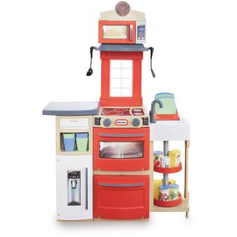 Harga Little Tikes Cook n Store Kitchen