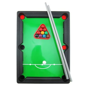 Harga Kids Mini Pool Table Game Toy Board Games
