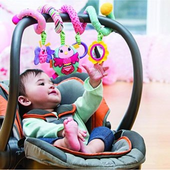 Infantino Spiral Activity Toy, Pink - 2