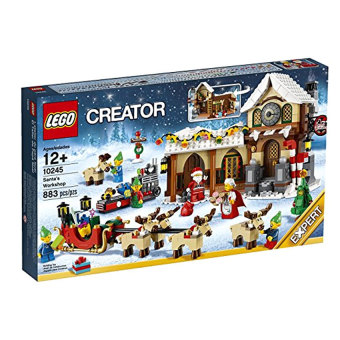 LEGO 10245 Creator Santa's Workshop
