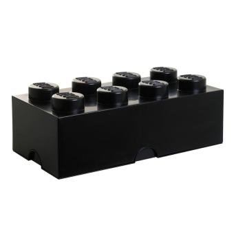 Harga LEGO Storage Brick 8 (Black)