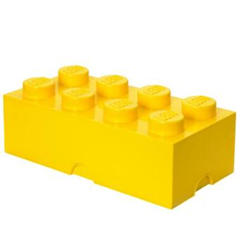 Harga LEGO Storage Brick 8 (Yellow)