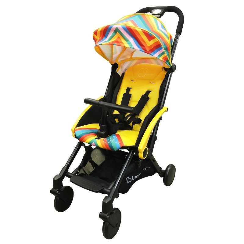 Lucky Baby® 516393 City Chase™ Stroller - Yellow Singapore