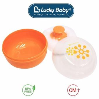Lucky Baby Fluffy Powder Puff with Case