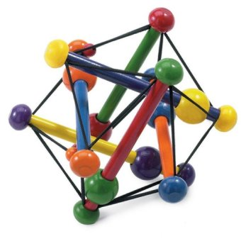 Manhattan Toy Skwish Classic Rattle (30-Day Warranty)