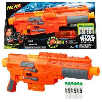 Harga Nerf Sergeant Jyn Erso Deluxe Blaster - Star Wars Rogue One