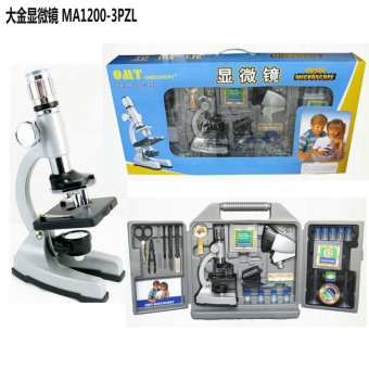 Harga OMT High Times microscope Student Science toys
