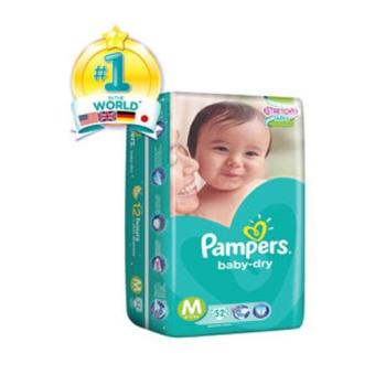Pampers Baby Tapes M52