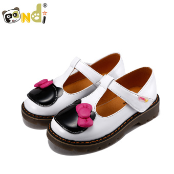 panda fat di female shoes 2017 spring and autumn girls shoes cat head baby princess shoes