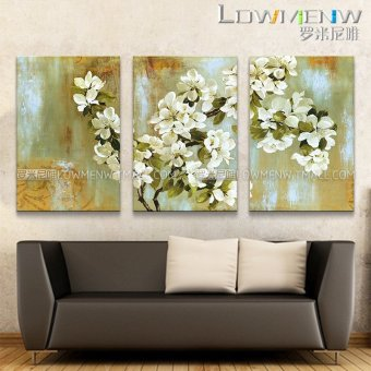 Pure Hand Painted Oil Painting Frameless Painting The Living Room Sofa Wall  Decorative Painting Abstract Apple Part 50