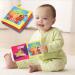 Soft Cloth Child Early Educational Cartoon Book Toys (Fruit) - intl