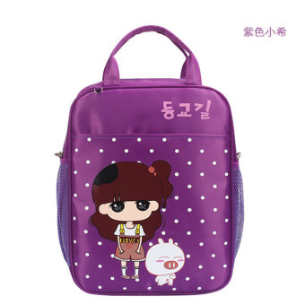 Special in the primary school Art Bag hand bag men and womentutoring bag hand carry bag makeup bag children shoulder bag