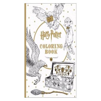 Themed Colouring Book Harry Potter