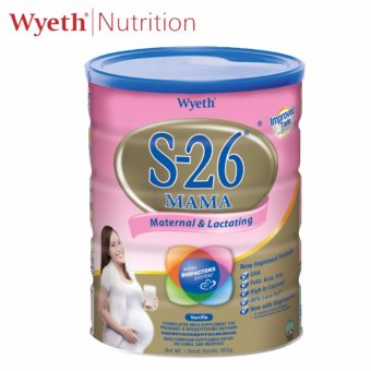 Wyeth Nutrition S-26 Mama 900g