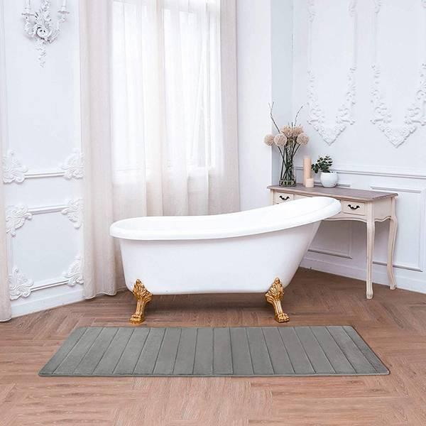 Memory Foam Soft Bath Mats Non Slip