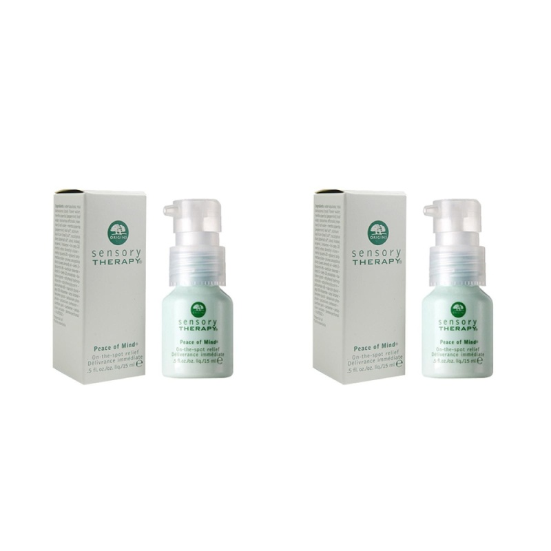 Buy 2 pcs Origins Peace of Mind On-the-Spot Relief 0.5oz, 15ml - intl Singapore
