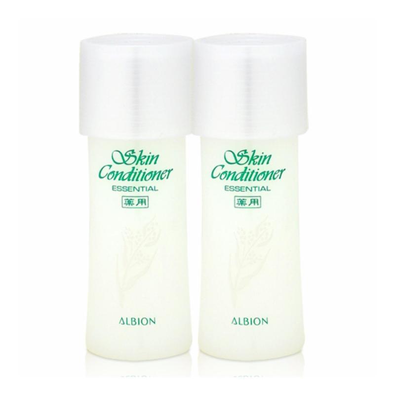 Buy (2pcs) ALBION Skin Conditioner Essential 27ml Singapore