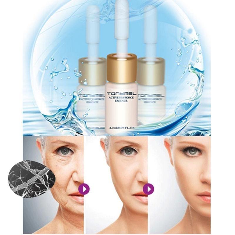 Buy 3pcs Moisturizer Anti Aging Wrinkle Face Cream Hyaluronic Acid Whitening - intl Singapore