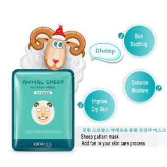 [4 Sheets] BioAqua Animal Characters - 5