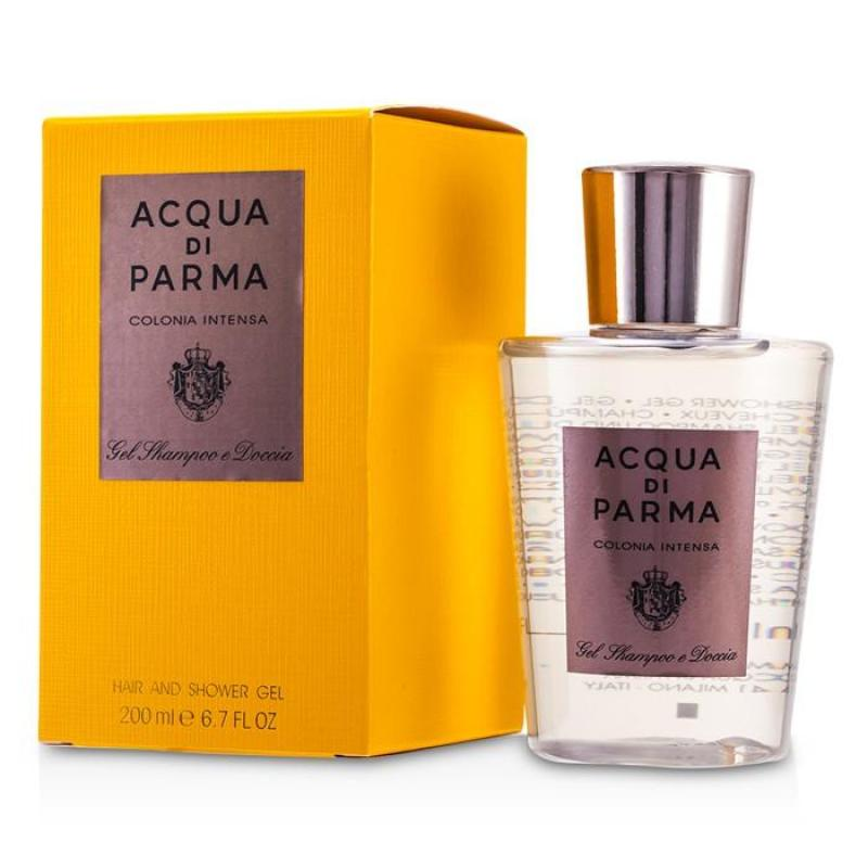Buy Acqua Di Parma Colonia Intensa Hair & Shower Gel 200ml/6.7oz. Singapore