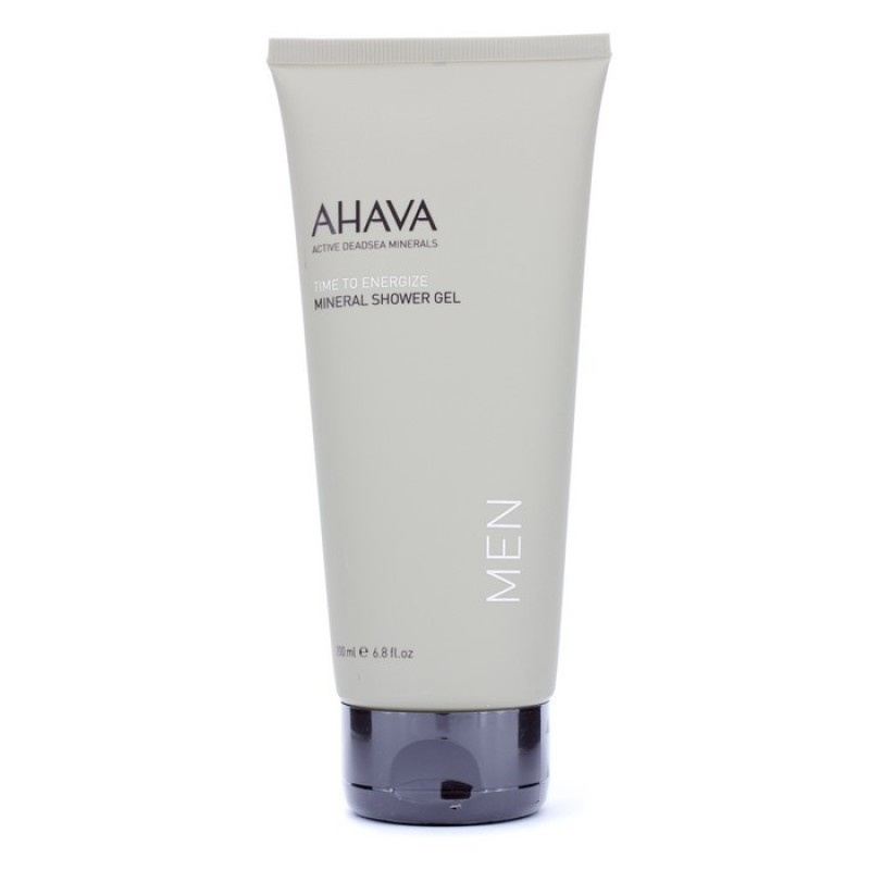 Buy Ahava Time To Energize Mineral Shower Gel 200ml/6.8oz Singapore