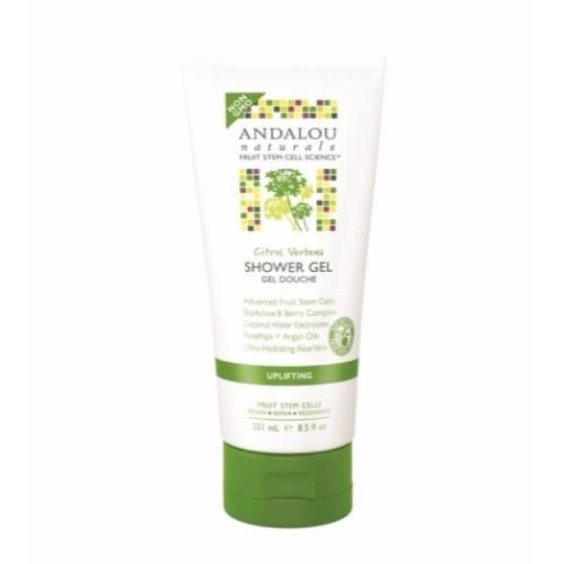 Buy Andalou Naturals Citrus Verbena Uplifting Shower Gel Singapore