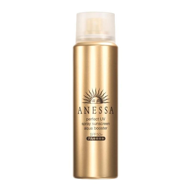 Buy Anessa Perfect UV Spray Sunscreen Aqua Booster Singapore