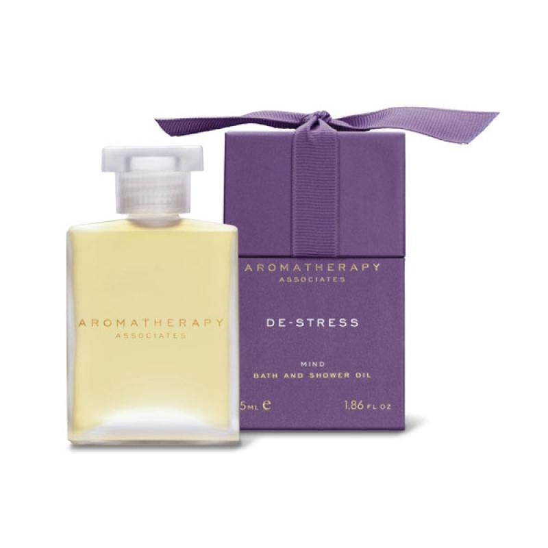 Buy Aromatherapy Associates De-Stress Mind Bath and Shower Oil 1.86oz/55ml Singapore