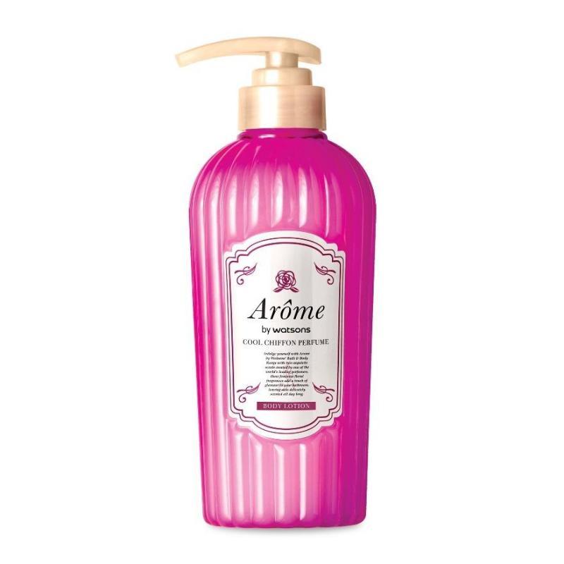 Buy Arome & Cool Chiffon Perfume Body Lotion 500ml Singapore
