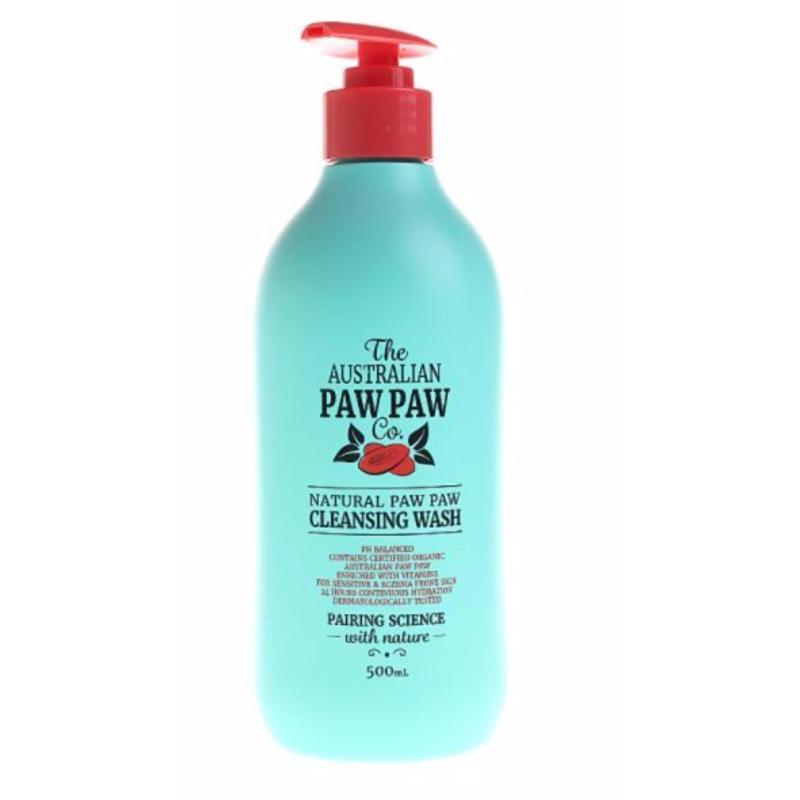 Buy Australian Paw Paw Cleansing Wash 500ml Singapore