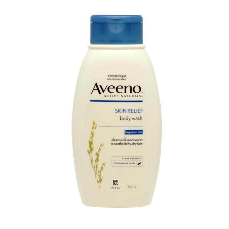 Buy AVEENO Skin Relief Body Wash 354ml Singapore