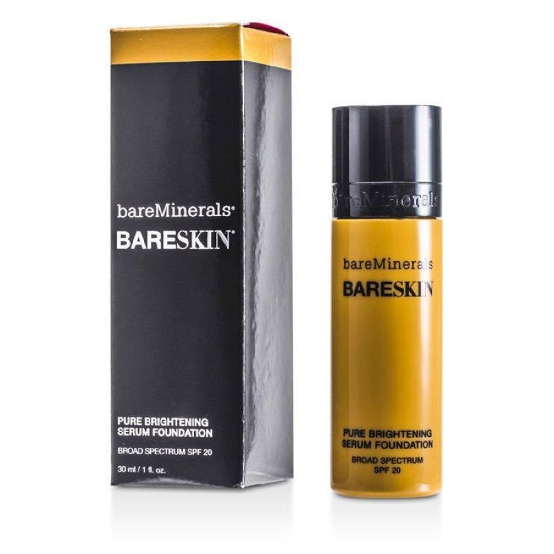 Buy Bare Escentuals BareSkin Pure Brightening Serum Foundation SPF 20 No.15 Bare Honey 30ml - intl Singapore