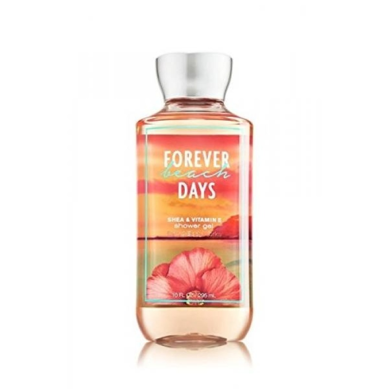Buy Bath & Body Works Forever Beach Days Shower Gel 10 Ounce 295 mL - intl Singapore