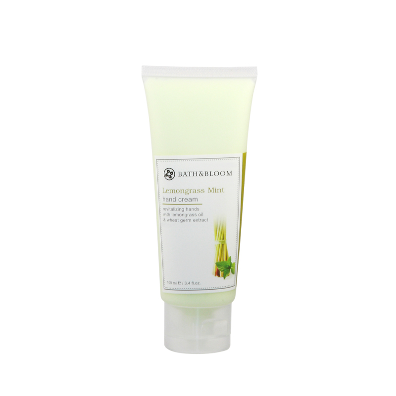 Buy Bath and Bloom Lemongrass Mint Hand Cream Singapore