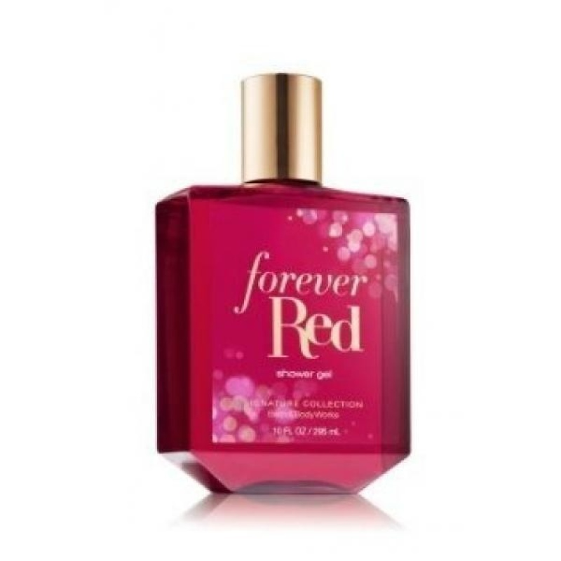 Buy Bath and Body Works Forever Red Shower Gel 10 Ounce Full Size - intl Singapore