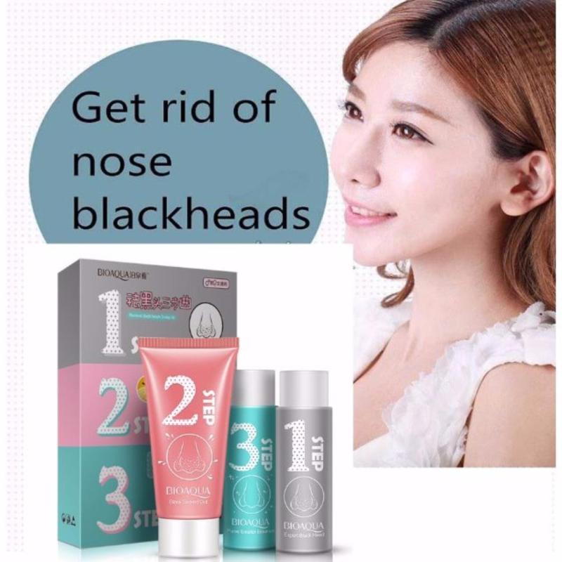 Buy Bioaqua 3 in 1 Blackhead Remover Mask Cleansing Singapore