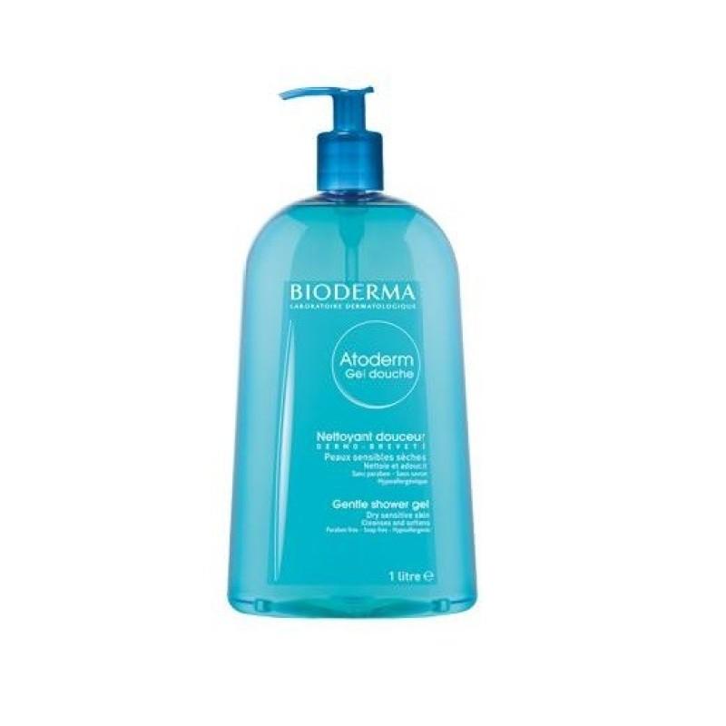 Buy Bioderma Atoderm Shower Gel / Gel Douche 500ml Singapore