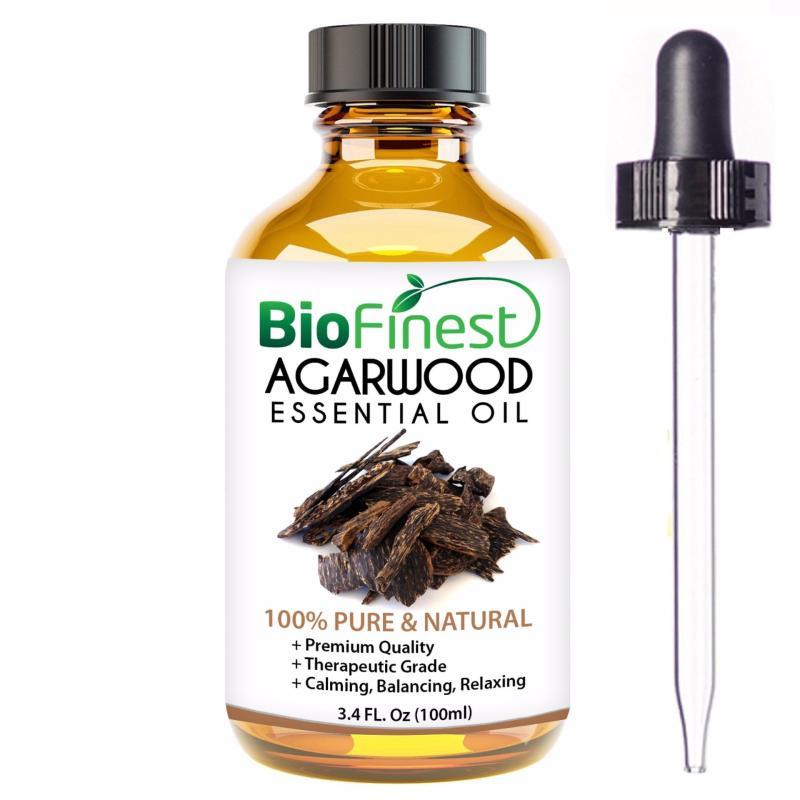 Buy Biofinest Agarwood Essential Oil (100% Pure Therapeutic Grade ) 100ml Singapore