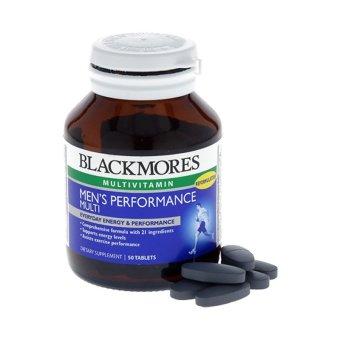 Blackmores Men's Performance Multi 50tabs - 5