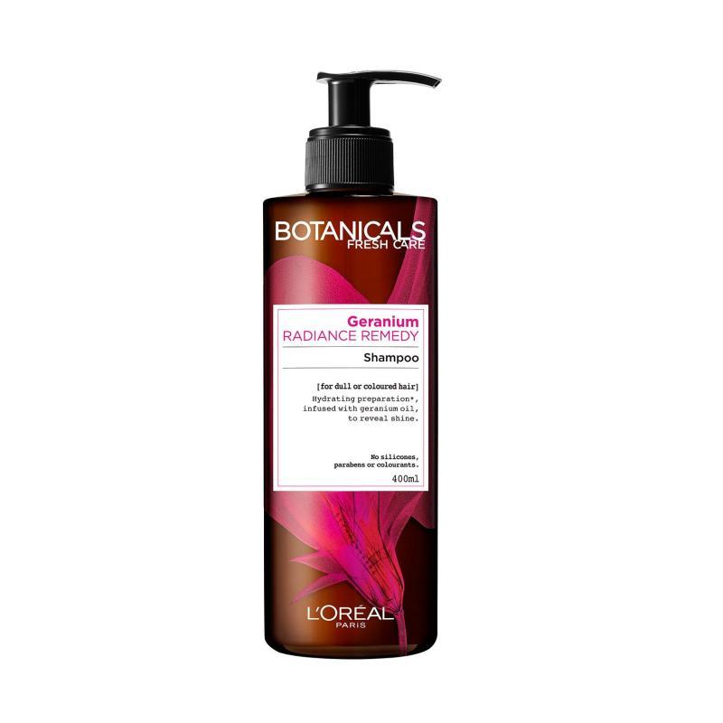 Buy Botanicals Geranium Radiance Remedy Shampoo 400ml Singapore