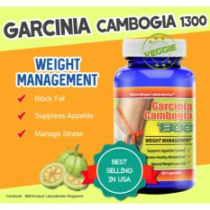 Buy Buy 2 Free 1 Maritzmayer Laboratories Veggie Garcinia Cambogia 1300 Weight Loss Slimming Diet Pills Singapore