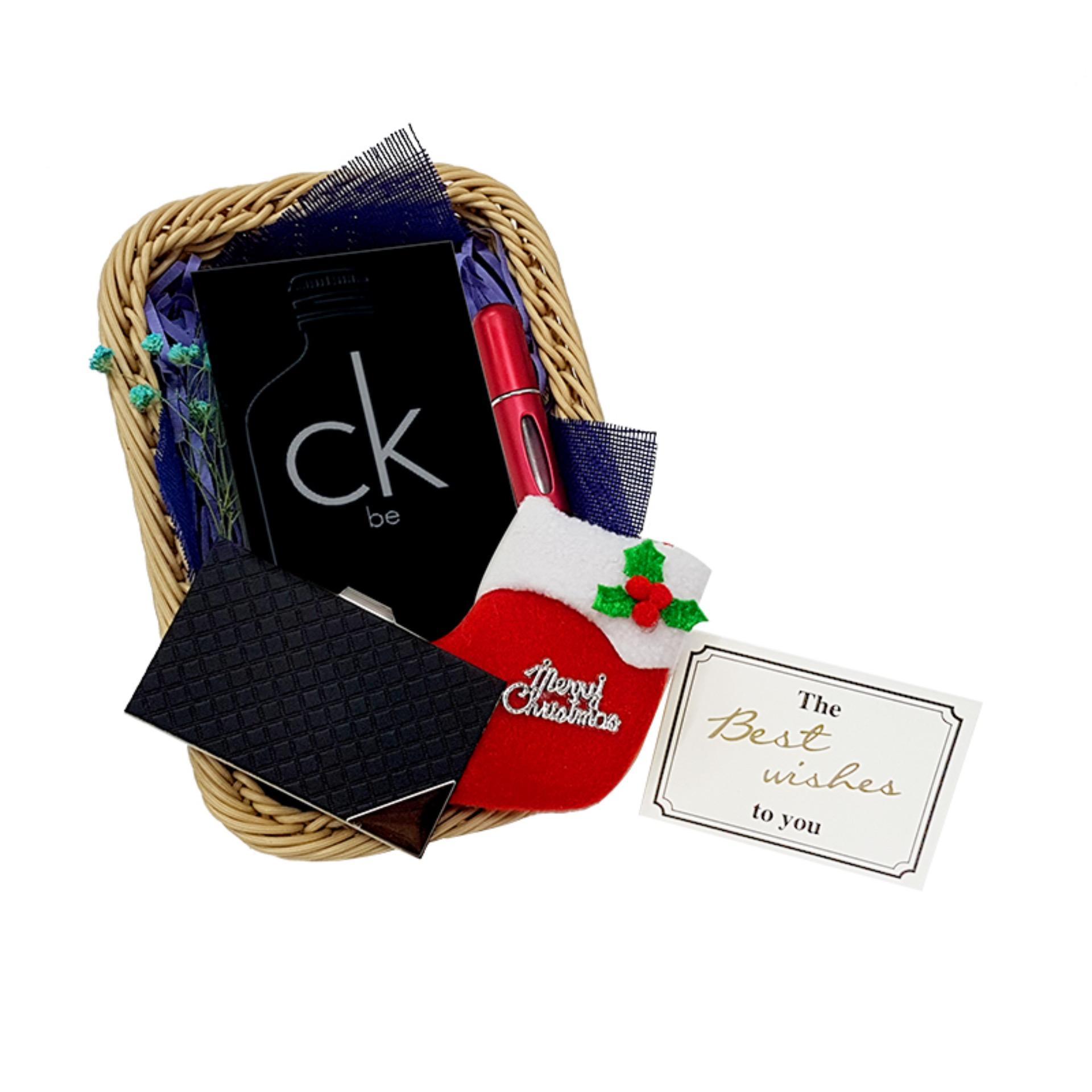 Buy Calvin Klein Ck Be Edt Unisex 200ml Premium Gift Set Singapore