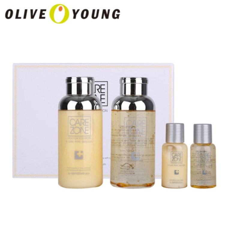 Buy CAREZONE Doctorsolution S-Cure Toner&Emulsion Set - intl Singapore